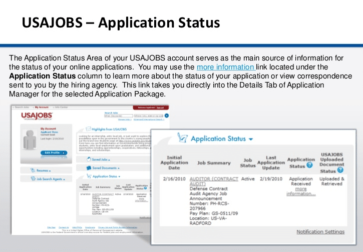 UsaJobs Account - How To Create And Delete: Account, Login, Password
