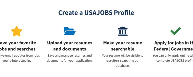 usajobs profile