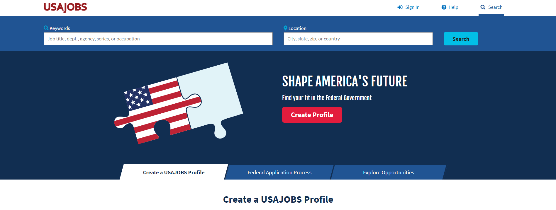 usajobs resume builder