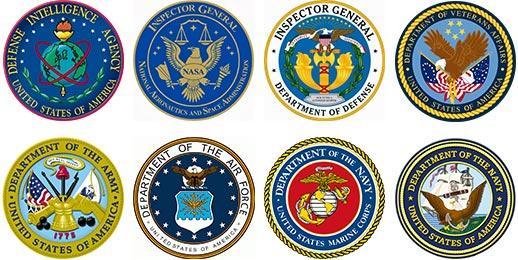 federal departments logo