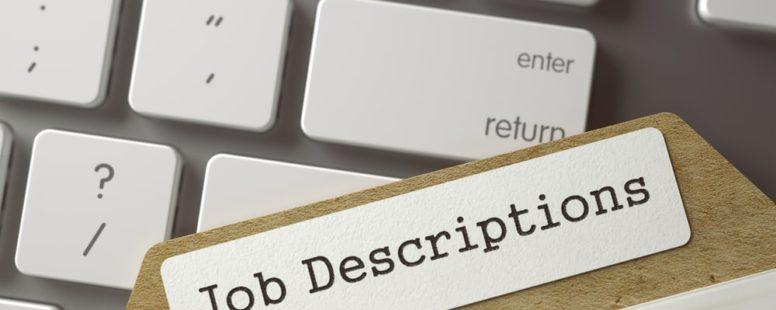 federal job descriptions